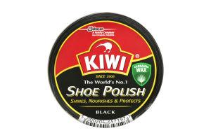 Крем для обуви черный Kiwi 50мл