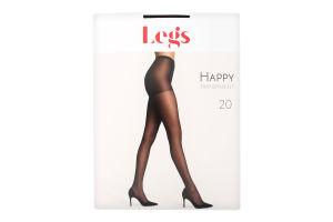 Колготки Happy Legs 20den 5 nero