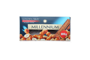 Шоколад Rainford Millenium gold ліс горіх 100г