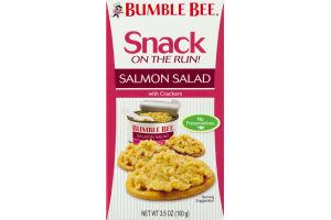 Bumble Bee Snack On the Run! Salmon Salad