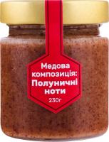 Медова композиція Полуничні ноти Медова еліта с/б 230г