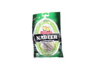 Ставридка солено-сушеная тушки б/г Пивний Nabeer м/у 20г