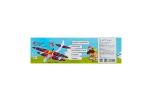 Игрушка Самолет Собери сам GSB4688