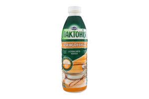 Ряженка 4% с топленого молока Лактонія п/бут 870г