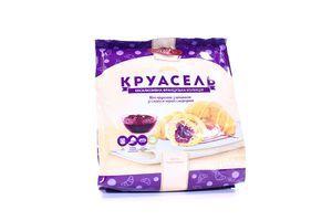 Мини-круассаны с начинкой со вкусом чорной смородины Круасель АВК м/у 180г