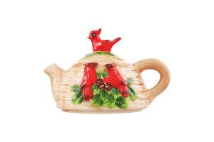 Набор чайный керамический 16х11.8х15.3см Foxtale 1шт