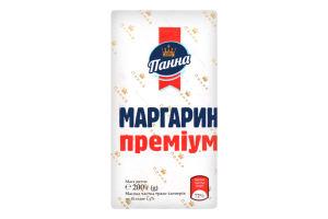 Маргарин 72% столовый Премиум Панна м/у 200г