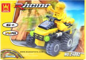Конструктор Квадроцикл Brick 24082