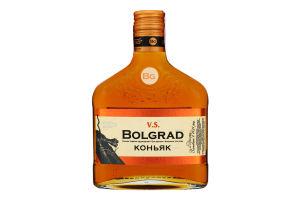 Коньяк 0.25л 40% 3 звезды Bolgrad бут