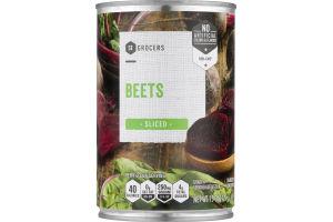 SE Grocers Beets Sliced