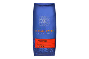 "Кава натуральна смажена в зернах ""Palermo"" 1 кг"