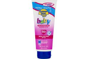 Banana Boat Baby Sunscreen SPF 50