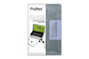 Н-р Pulltex колбы с аром бел.вина с описанием 12шт