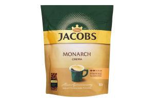 Кофе растворимый порошкообразный Crema Jacobs Monarch д/п 60г