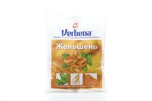 Конфеты Женьшень Verbena 60г