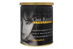Кофе молотый Espresso Oro Casa Rinaldi ж/б 250г
