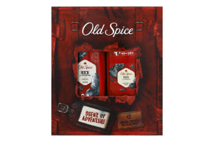 Набор косметический 2in1 Rock with charcoal Old Spice 1шт