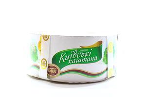 Торт ХК№12 Київські каштани 500г