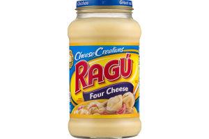 Ragu Cheese Creations Four Cheese Sauce