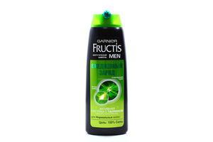 Шампунь для волос Ежедневный заряд Fructis Men Garnier 250мл