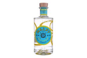 Джин 0.7л 41% Con Limone Malfy бут