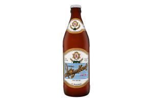 Пиво 0.5л 4.2% світле пастеризоване Жигулівське Січ пл