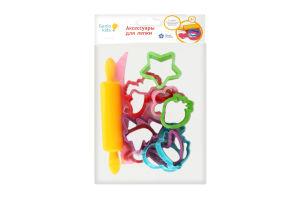 Набір для ліплення для дітей від 3років №LEP02 Навколишній світ Genio Kids 1шт