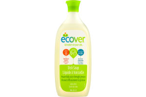Ecover Dish Soap Lime Zest