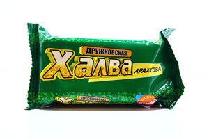 Халва Дружковка арахісова 200г х20
