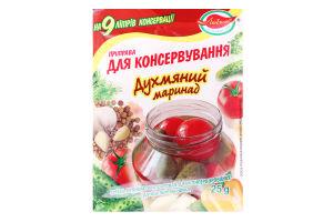 Приправа для консервирования душистый маринад Любисток м/у 25г