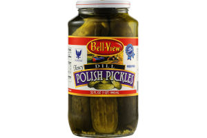 Bell-View Polish Pickles Dill