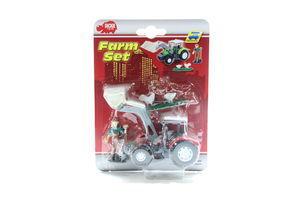 Міні набір Ферма з трактор.Dickie 347538
