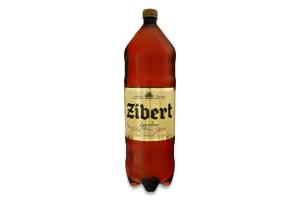 Пиво 2.25л 4.4% світле пастеризоване Lagerbier Zibert п/пл