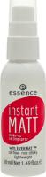 Спрей для фіксації макіяжу Instant Matt Essence 50мл