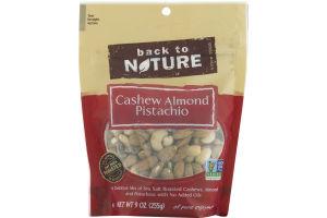 Back To Nature Cashew Almond Pistachio