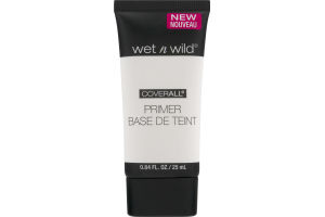 Wet n Wild Coverall Primer 850 Partners In Prime