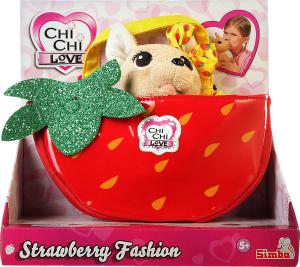 Игрушка для детей от 5лет Strawberry Fashion Chi Chi Love Simba 1шт
