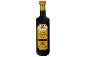Оцет бальзамічний 6% Balsamic vinegar of Modena Monini бут 500мл