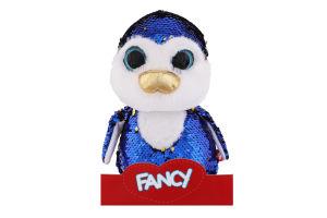 Іграшка м'яка для дітей від 3років №GPI0P Пінгвінчик Сапфір Fancy 1шт