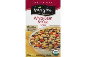 Imagine Organic White Bean & Kale Soup