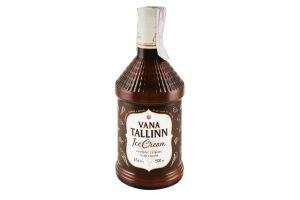 Крем лікер 16% 0,5л Vana Tallinn Вишня Лівіко