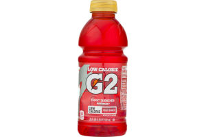 Gatorade G2 Low Calorie Thirst Quencher Fruit Punch