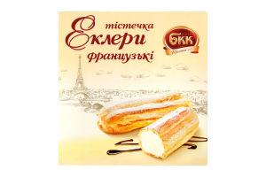 Пирожные Экреры француз.уп.БКК 3шт 165г