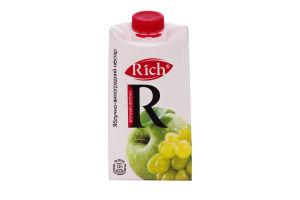 Нектар ябл/виногр осв Rich 0.5л
