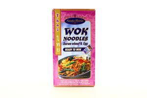 Локшина Santa Maria Wok Noodles 250г х12