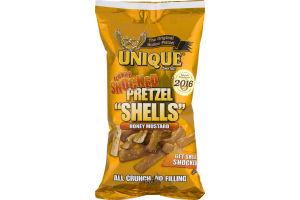 Unique Pretzel Shells Honey Mustard