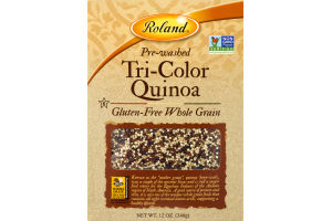 Roland Tri-Color Quinoa Gluten-Free Whole Grain