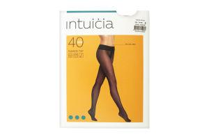 Колготки жіночі Intuicia Fashion Top 40den 3 vizone