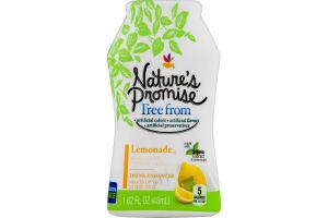 Nature's Promise Drink Enhancer Lemonade