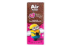 Шоколад Любимов молочный пористый 65г